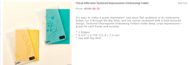 Favorites- Floral Affection EF