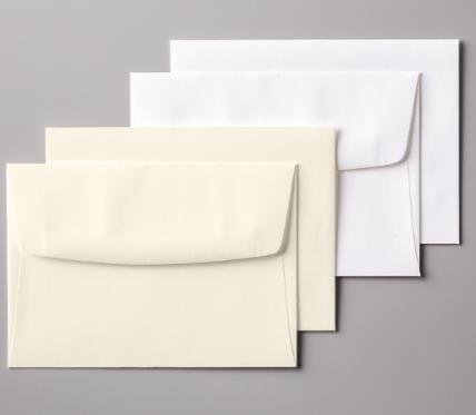 note cards & envelopes