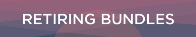 retiring bundles banner