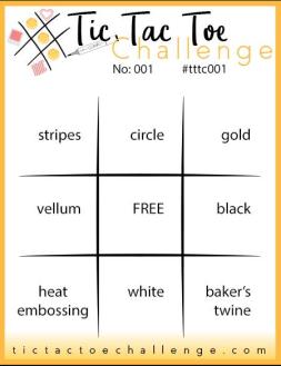Tic Tac Toe 001 Board