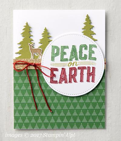 Stampin' Up! Carols of Christmas Bundle cards shared by Dawn Olchefske #dostamping