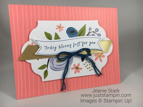 K is for kits just stampin'