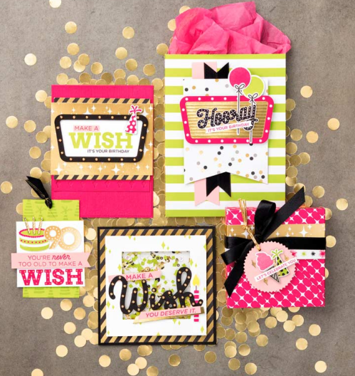 Stampin Up Broadway Bound Birthday ideas - Jeanie Stark StampinUp